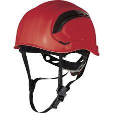Delta Plus GRANITE WIND Ventilated ABS Safety Work Helmet Red Hard Hat