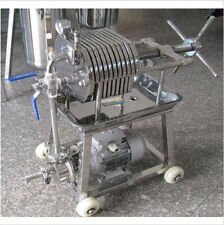150Stainless Steel Filter Press Filter Machine Laboratory Filtration Equipment b