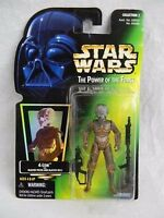 Star Wars 4-Lom with Blaster Pistol Action Figure Kenner NIB Collection 2 NIP