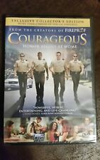 Courageous: Honor Begins at Home Exclusive Collectors Edition