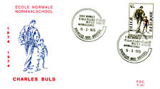 Belgio 1807 FDC, Charles-Buls-SCUOLA