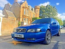 1999 VOLVO V70R AWD 2.4L TURBO 265BHP PHASE 3 4X4 ESTATE 850 R T5-R FRESH IMPORT