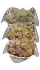 Weihrauch Oman Al-Hojari Set - Die großen DREI - Grad 1, 2 und 3 große Stücke