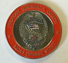 VHTF USMC Military Police Provost Marshal's Office Aviation Station Cherry Point