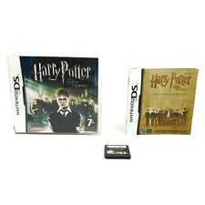 Nintendo DS Game - Harry Potter And The Order Of The Phoenix - Complete Boxed