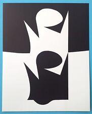 Victor VASARELY I Offset Originale 1973 Op Art Optique Cinétique
