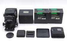 【EXC+++】FUJIFILM GX680IIIS IIIs W/ Fujinon GX 150mm f/4.5, 2 of Film Holder