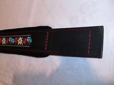 6 x 54 cm,Akkordeon Bass- gurt, Riemen,correa acordeon,accordion bass strap FOLK