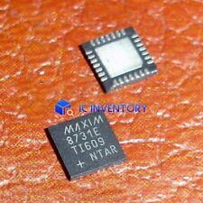 2pcs MAXIM MAX8731AETI MAX8731AE MAX 8731AE TI QFN IC Chip New
