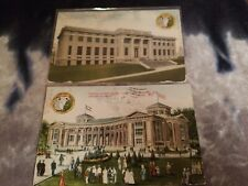 Alaska Yukon Pacific Exposition 1909 used Forestry and Fine Arts Seattle Wash
