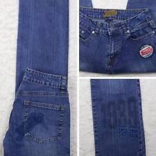 Pepsi Cola Women's Jeans SZ 7~stretch~emblems-25 x 31