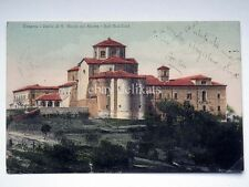 CESENA Badia S. Maria del Monte sud est vecchia cartolina