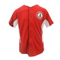 Los Angeles Angels Anaheim Albert Pujols #5 MLB Youth Size Majestic Jersey New