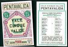 "Figurina Calciatori Panini ""Mexico '70""! Pentavalida Extra-Album""! Red!"