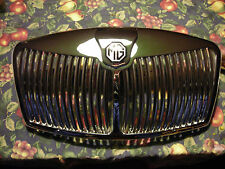 MGA Grille Assembly, Brand New, Chrome Plated Brass