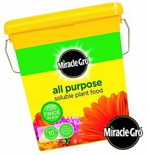 2kg Miracle-Gro All Purpose Soluble Plant Food Grows Bigger Plants Tub