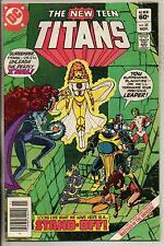 DC Comics New Teen Titans Vol 1 #25 November 1982 Omega Men VF+