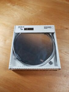 NEW!! IKEA Mirror Extendable Magnifying FRACK Makeup Shaving Wall Mount