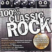 100% Classic Rock - US comp w/Grand Funk,Guess Who,Bad Company,Foreigner+