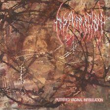 MASTURBATION Putrified Vaginal Infibulation CD