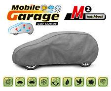 Autoabdeckung Ganzgarage Vollgarage Autoplane M für Mazda 2 Atmungsaktiv
