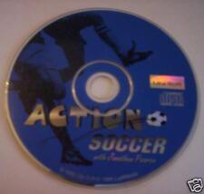 ACTION SOCCER gioco pc originale calcio sport completo