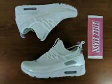 Nike Air Max 90 EZ Mens Sneakers 4th of July White Silver Blue AQ7980 100 Size 8