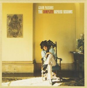 Gram Parsons : The Complete Reprise Sessions 3CD Box Set *NEW/SEALED* RARE/OOP!!