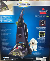 Bissell ProHeat Pet Advanced with HeatWave Technology, 17 W