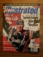 Winston Cup Nascar Illustrated April 2000 Dale Jarrett on cover