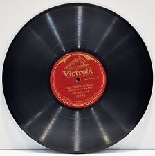 """JOHN McCORMACK """"Dear Old Pal Of Mine""""  One-sided 78rpm  Victrola 64785"""