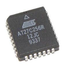 AT27C256R-12JC 27C256R-12 256Kbit (32Kx8) CMOS EPROM OTP PLCC-32 ATMEL