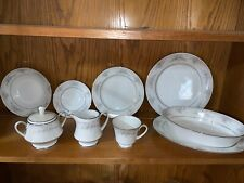 antique china dinnerware set