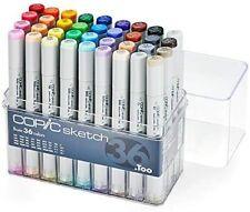 Too Copic Sketch Marker 36 Piece Sketch Basic Set