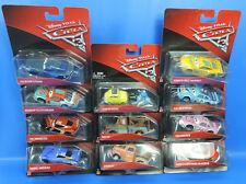 Mattel Disney Cars 3  / Checklane DYW77 Die Cast Singels Autos / Auswahl an Cars
