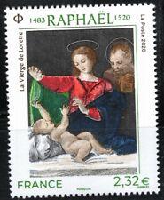 2020 France Raphael Painting MNH