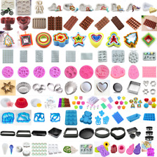 Silicone / Stainless Steel Chocolate Cake Mould DIY Candy Cookies Baking Mold