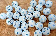 12 Callaway Chrome Soft Truvis Scotland Flag Golf Balls Pearl/A Grade