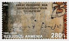 armenia 2020 75 years Victory in Great Patriotic War 1945 WW2 bullet Berlin 1v