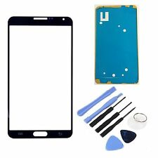 Black Glass Replacement LCD Screen For Samsung Galaxy Note 4 IV N910 + Adhesive