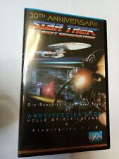 30th Anniversary STAR TREK The next Generation CIC VHS Video Kassette RETRO KULT