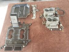 OMC 1995 TurboJet 115 90 Carburetor Assembly air box and hardware included