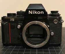 Nikon F3 35mm SLR Film Camera Body Only. Good Condition,