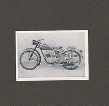 15/645 SAMMELBILD ALTE TECHNIK MOTORRAD EXPREß RADEX 125 BAUJAHR 1950