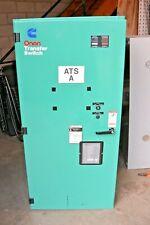 Onan Cummins Automatic Transfer Switch OTC-3378743 600 amp 208 volt 3 pole USED