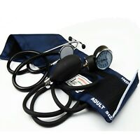 Blood Pressure Meter Aneroid Sphygmomanometer Blood Monitoring with Stethoscope
