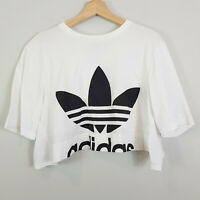 ADIDAS | Womens Cut-out Tee / Top  [ Size AU 10 or US 6 ]