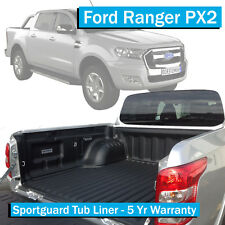 Ford Ranger PX2 (2015-Current) - Sportguard Tub Liner - Ford - Dual Cab Ute