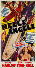 "Hell's Angels Movie Poster Replica 13x10"" Photo Print"