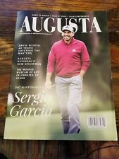 Augusta Magazine 2018 Masters Edition Magazine